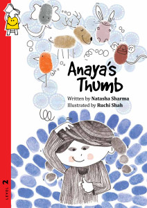 Anaya's Thumb cover