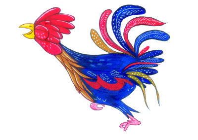 The Rooster Raga song