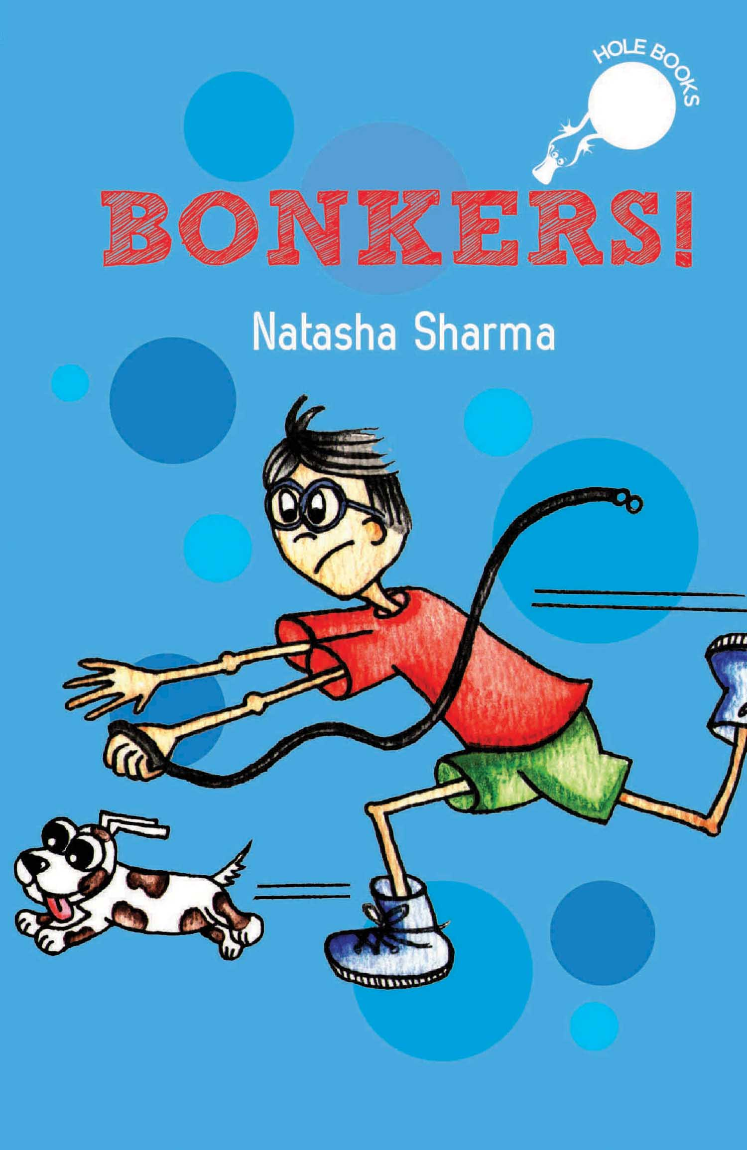 Bonkers by Natasha Sharma