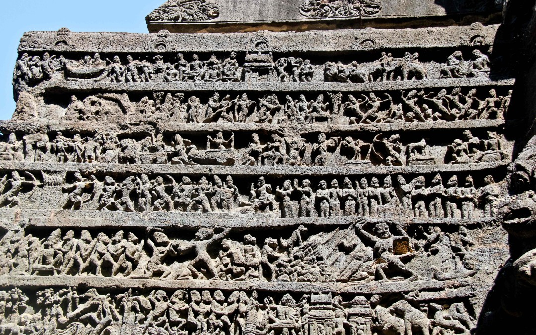 Mystical history at the Ajanta and Ellora caves