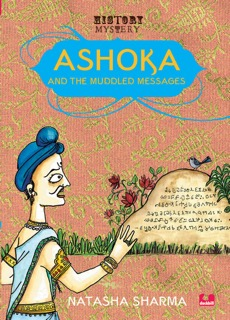 Ashoka and the Muddled Messages from the History Mystery Series, Duckbill