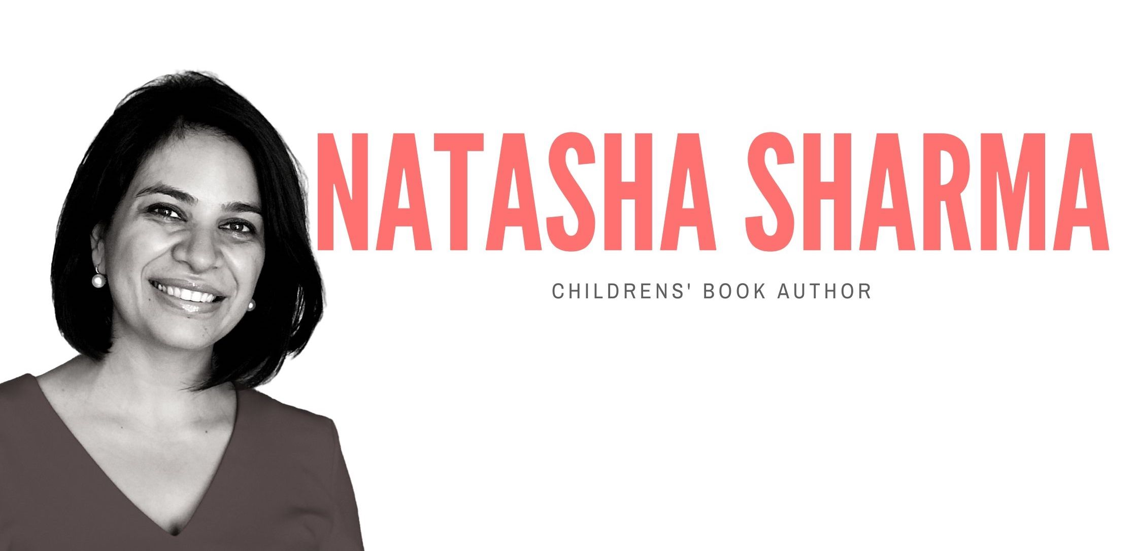 Natasha Sharma childrens book author
